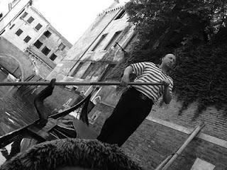 Gondoleiro de Veneza