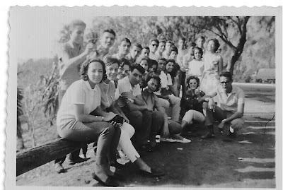 Isaac Goldenberg e amigos, Volta Redonda, Estado do Rio de Janeiro