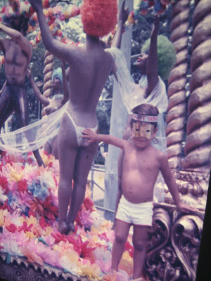 Fernando Goldenberg, avenida Presidente Vargas, década de 70