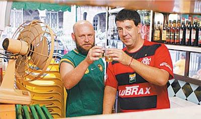 matéria publicada no jornal O DIA de 09 de março de 2008