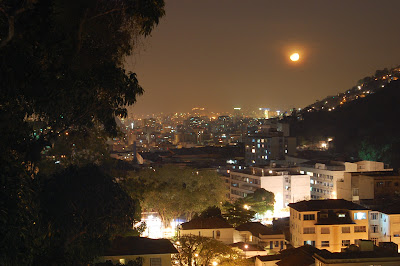 vista da Tijuca do Alto da Boa Vista, avenida Edson Passos, 29 de outubro de 2007