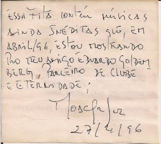 por Moacyr Luz, 27 de abril de 1996