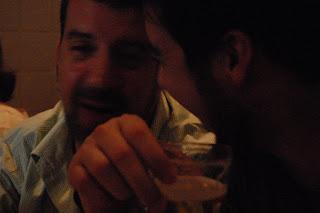 Eduardo Goldenberg e Arthur Tirone, 24 de janeiro de 2009