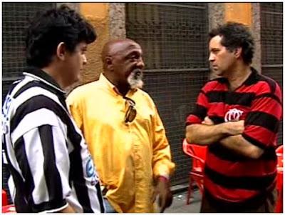 Paulo Cesar Caju na Folha Seca