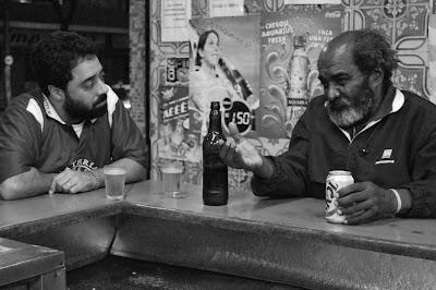 Fernando Szegeri e Berinjela, COLUMBINHA, Tijuca, 28 de setembro de 2008, 0h35min