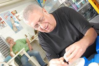 José Sergio Rocha no CANTINHO DO CÉU, na Tijuca, 20 de novembro de 2008