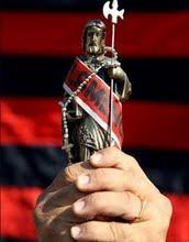 São Judas Tadeu, padroeiro do Flamengo