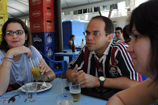 Flavinha, Marcelo Moutinho e Candinha, BAR DO CHICO, 02 de novembro de 2009