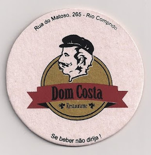 Dom Costa, rua do Matoso 265