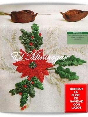 El minihogar - Manteles navidenos ...