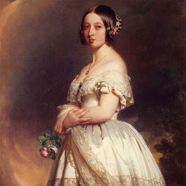 Queen Victoria Married
