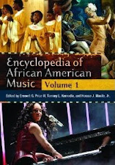 "...and contributor to the ""Encyclopedia of African American Music"""