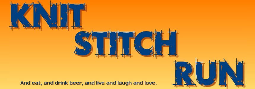 Knit - Stitch - Run