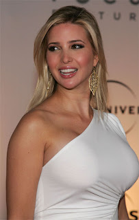 Ivanka Trump's beautiful boobs, breasts