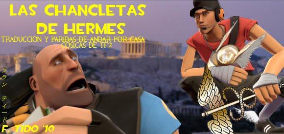 Las Chancletas de Hermes