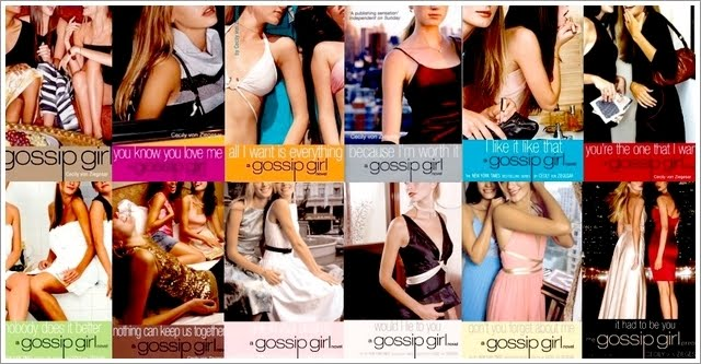 Your phrase Gossip girl book series quickly answered