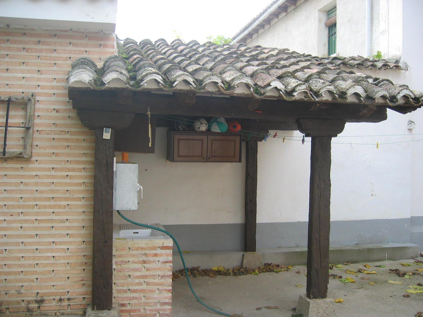 Grijota patio jardin for Fregaderos para jardin