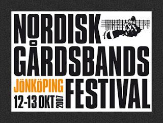Nästan 90 band på Nordisk Gårdsbandsfestival