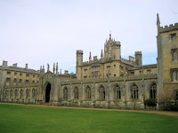 College at Cambridge University