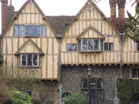 House in Winchester England