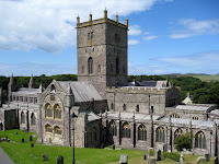 St. David's Cathedral in Wales