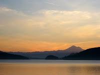 Sunrise in the San Juan Islands