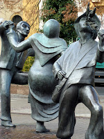 Sculptures in Luxembourg