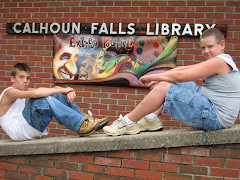 The Calhoun Falls Library