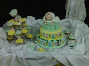 Baby  Cake & Cupcakes