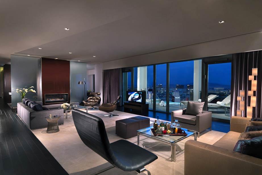 Two Bedroom Suite Cosmopolitan Las Vegas