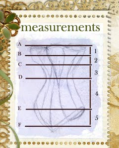 Size guide and measurements