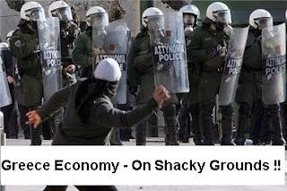 Greece Economy Problems