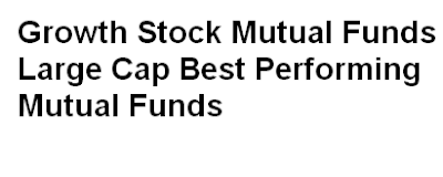 Growth Stock Mutual Funds