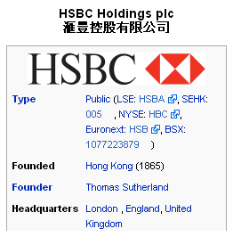 HSBC Lay off Job Cut