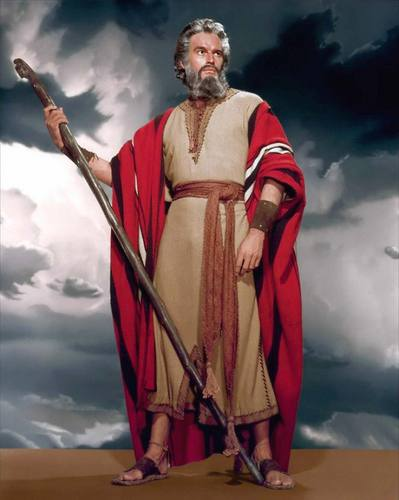 Wy Was Moses Considered A Man Of Faith 48