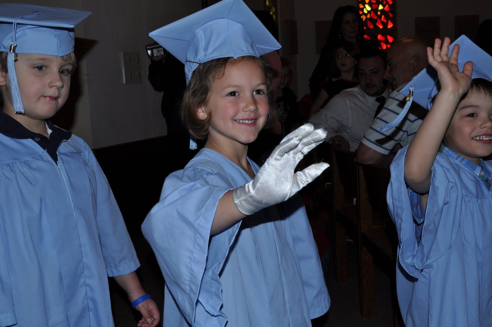 McCarthy Mania: Lauren PreSchool Graduation 2010