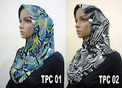 Tudung Pelangi Ceria