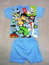 BEN 10 Shirt Set