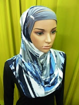 Tudung Syria Stylo