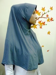 Tudung Lycra Plain (XL size)