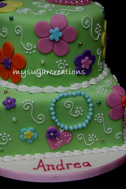 Happy Birthday Andrea Cake Ideas And Designs