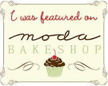 "See my ""recipes"" in the Moda Bake Shop!"