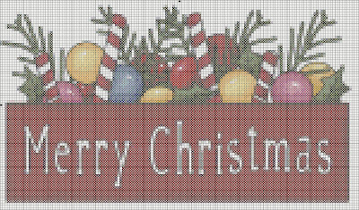 http://nothernlassscraps.blogspot.com/2009/12/freebie-cross-stitch-pattern.html