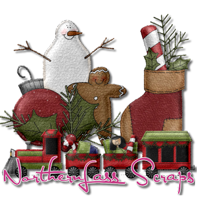 http://nothernlassscraps.blogspot.com/2009/12/freebie-puffy-felt-elements-3.html