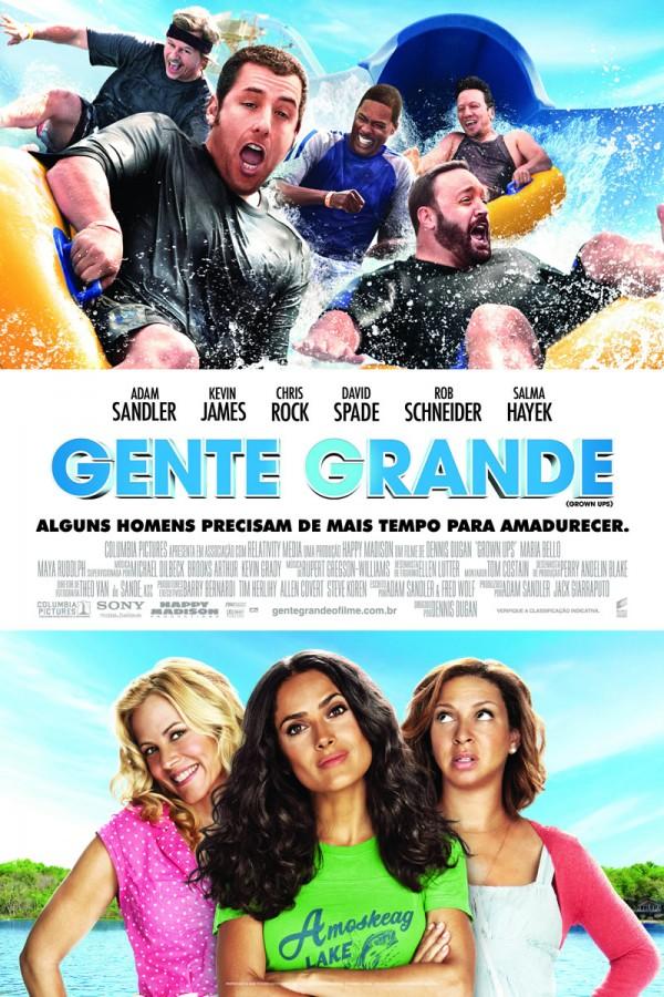 Gente Grande – Full HD 1080p