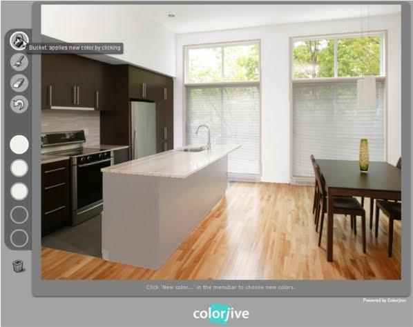 Dipingere le pareti della casa virtualmente online - Dipingere le pareti di casa ...