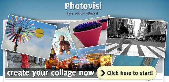 Creare stupendi foto collage online con le proprie immagini