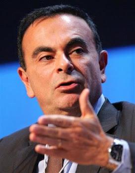 Carlos Ghosn - o gênio da Nissan