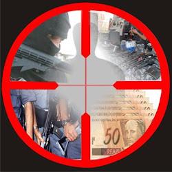 Leia sobre a globalização do crime no site da ABIN. Click na imagem!