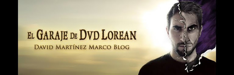 El Garaje de Dvd Lorean / David Martínez Marco Blog